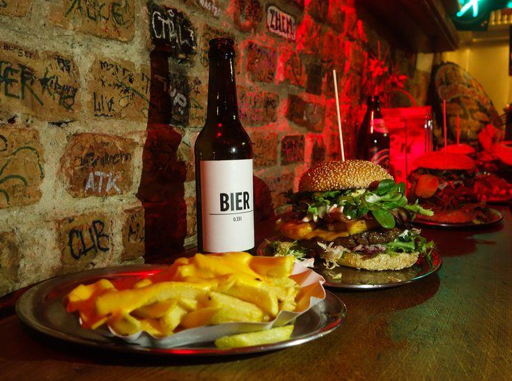 Manger comme un local à Berlin