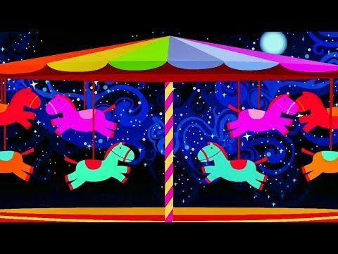 ▶ ♫ 3 HORAS ♫ - Relajar y Dormir Bebés - Carrusel de Caballitos - Música para Bebés # - YouTube