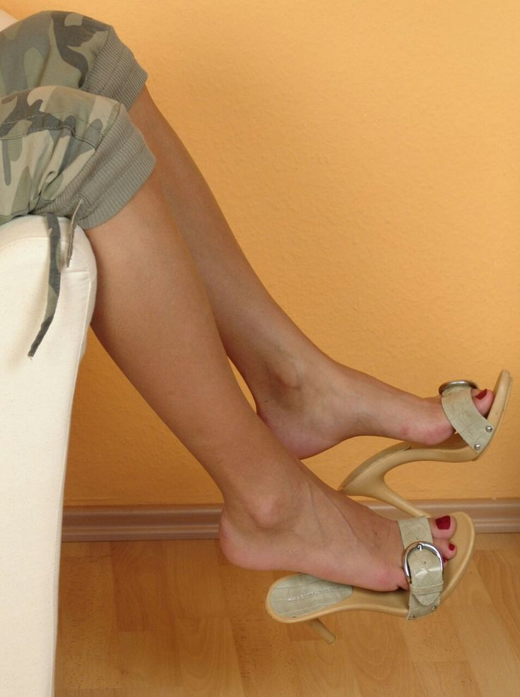 Phrase... super dangling high heels mules tgp have appeared
