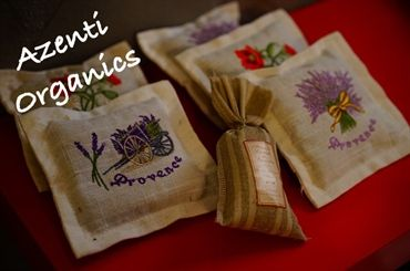 Herbal Remedies - Lavender Herbal Pillow