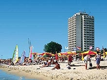 Burgas Hotel Sunny beach