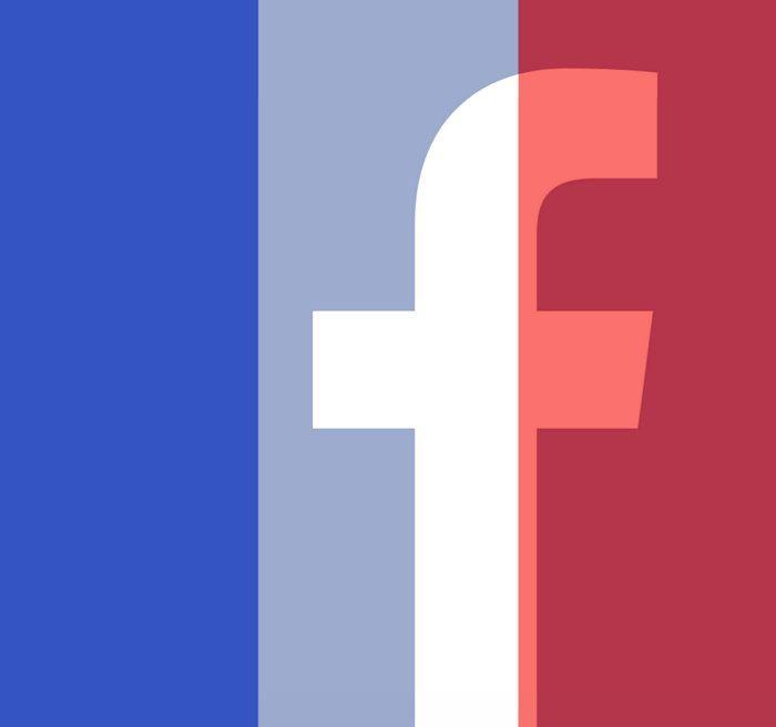 Facebook ofrece filtro con bandera de Francia para que los usuarios muestren su solidaridad con París