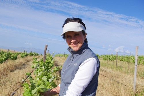 Rosa Kruger - it's all about the vineyards and looking after Old Vines.