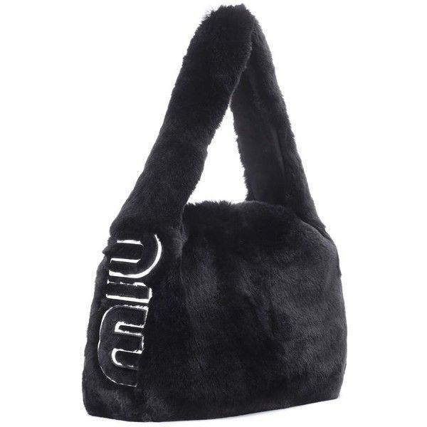 92263a5dfc4384 Miu Miu Fur Shoulder Bag ( 1