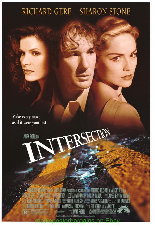Intersection Movie - Starring Richard Gere, Sharon Stone, Lolita Davidovich, Martin Landau - A man who may be on the verge of death quickly takes a thorough look at. Description from zenaeok.jimdo.com. I searched for this on bing.com/images