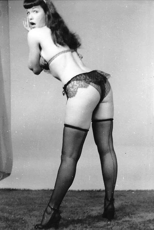 Thee Only Bettie Page