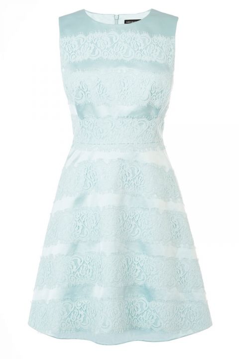 Karen Millen Lace Dress, £170