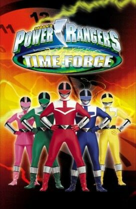 Power Rangers Time Force 2001 / パワーレンジャー・タイム・フォース 平成十三 .jpg
