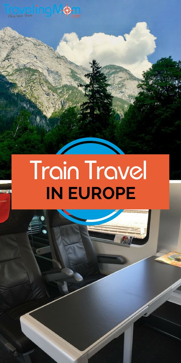 Train travel in Europe is fast, clean, inexpensive - and relaxing.