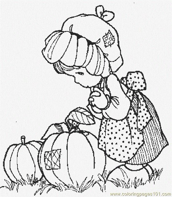 1000 ideas about pumpkin coloring pages on pinterest for Precious moments halloween coloring pages