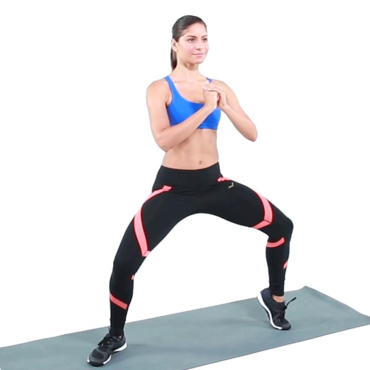 This 10-Minute Workout Targets Your Inner Thigh Muscles