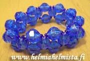 Sininen Timantti-rannekoru