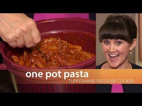 Tupperware Micro Pressure Cooker - YouTube