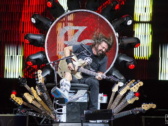 New Foo Fighters album in September, fall tour dates announced ...