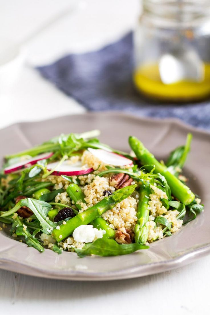 Oer Hollandse quinoa salade
