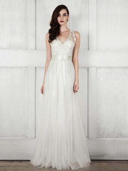 Onyx Gown by Catherine Deane Bridal