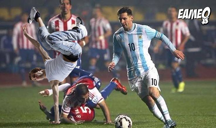 Haciendo Lio  #Argentina #CopaAmerica