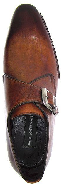 PAUL PARKMAN - Monkstraps #handmade #men #shoes