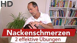 Neck pain exercises; Hier das neuste Video vom Schmerzspezialisten Roland Liebscher-Bracht.