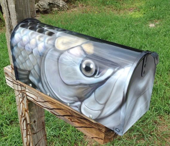 Best 25 Painted Mailboxes Ideas On Pinterest Rural