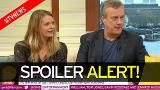 Good Morning viewers kick off about DCI Banks spoilers first thing in the morning