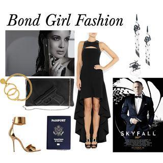 Skyfall Fashion | Fashionable Life!: Bond Girl Fashion: James Bond Skyfall