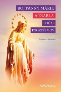 """Keď sa mi dostala do rúk knižná novinka Boj Panny Márie a diabla počas exorcizmov z kníhkupectva Zachej.sk, ktorej autorom je známy exorcista rímskej diecézy a predseda Medzinárodnej asociácie exorcistov páter Francesco Bamonte, veľmi som sa potešil. Téma """"exorcizmu"""" ma zaujíma, prečítal som už mnoho kníh s touto tematikou a chcel som vedieť, aký spôsob pri spracovaní zvolil uznávaný exorcista. Zvlášť s dôrazom na osobu Panny Márie."""