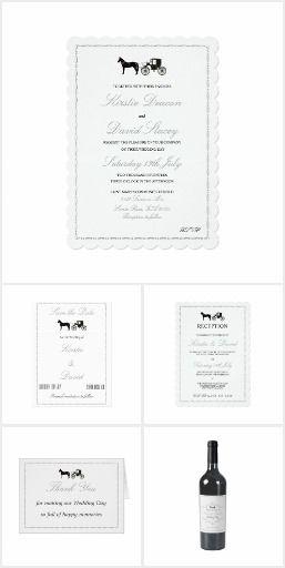 Wedding Stationery & Accessories Set 06