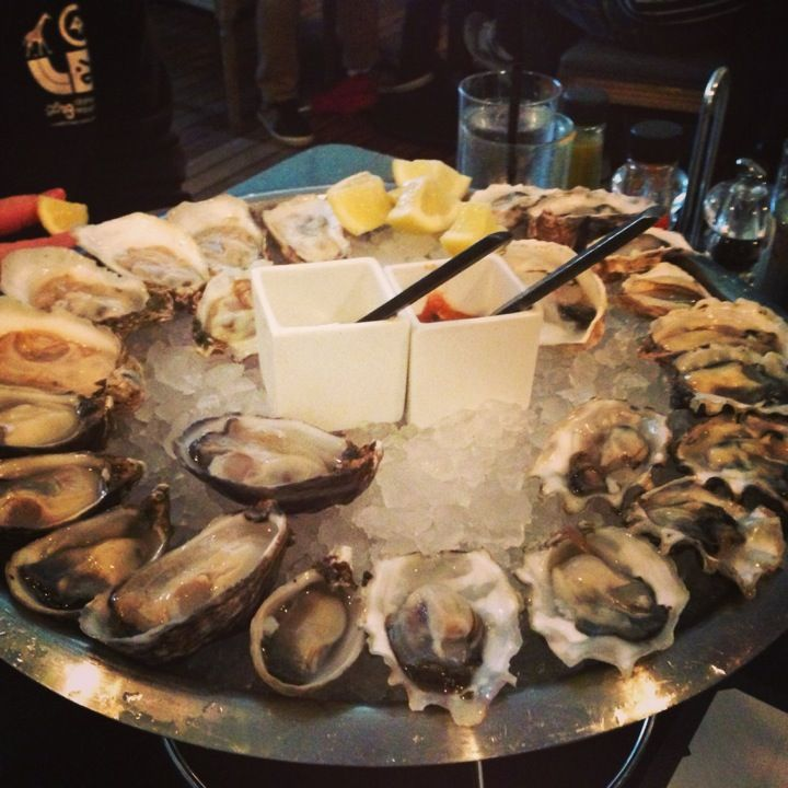 GT Fish and Oyster in Chicago, IL *for oyster goodness*