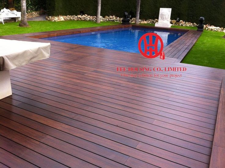 Supply Outdoor Bamboo Decking Solid Bamboo Decking Board
