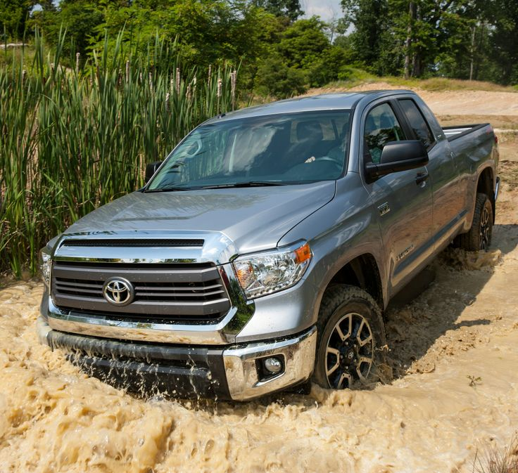 48 Best Images About 2014 TOYOTA TUNDRA On Pinterest