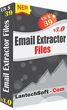 Outlook Email Extractor extracts email addresses from Microsoft Outlook and Microsoft Outlook (.PST) files. Outlook Email Extractor extracts email addresses from personal folders and sub-folders as Drafts, Inbox, Deleted Items, Sent Items, Outbox, Contacts etc.). It allows you add many .PST files other than default to the selected profile/account for extract email addresses.