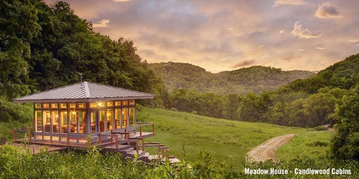 Escape to seclusion and remember what a sky full of stars looks like. Just check into one of these remote Wisconsin cabins and look up at the 200 billion stars.
