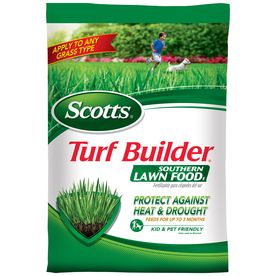 Scotts Turf Builder Southern-Florida 28.12-Lb 10000-Sq Ft 32-0-10  Lawn Food 20212