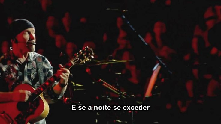 U2   Stuck In A Moment You Can't Get Out Of - Legendado HD