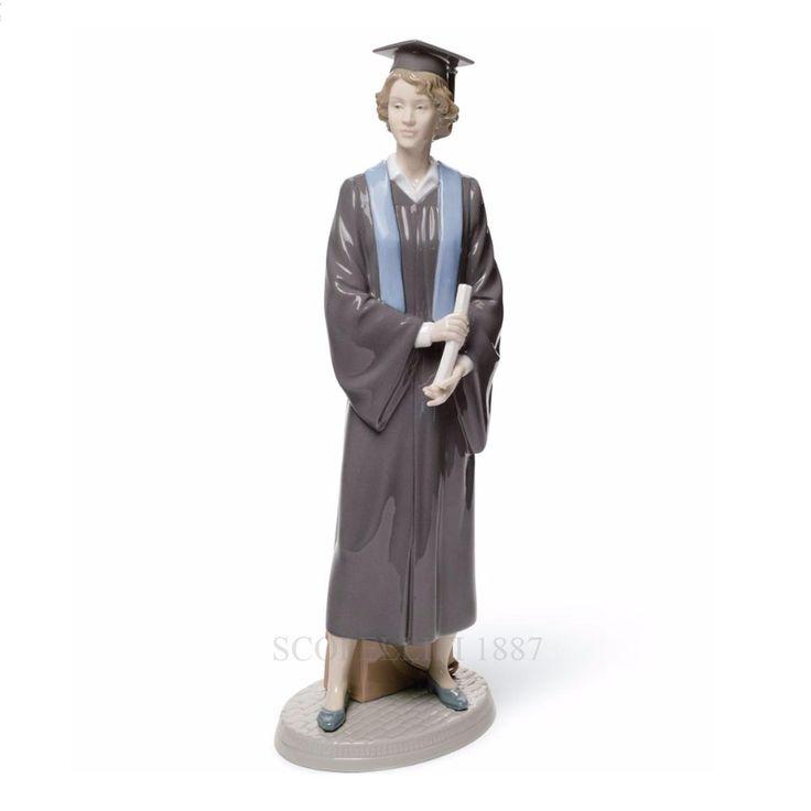 Questa statua Lladrò rappresenta un traguardo finalmente raggiunto, dopo tanto…