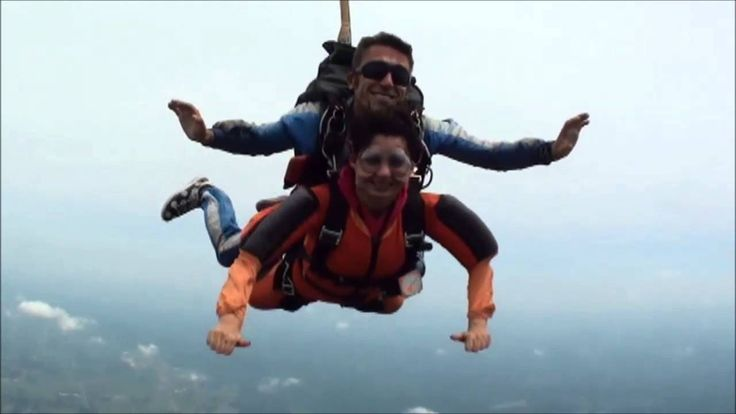 Skydiving : My First Tandem Jump
