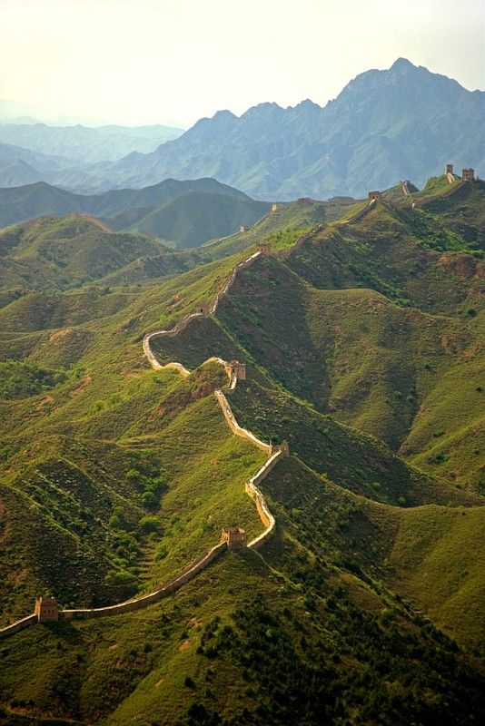 See the Great Wall of China, Beijing - China