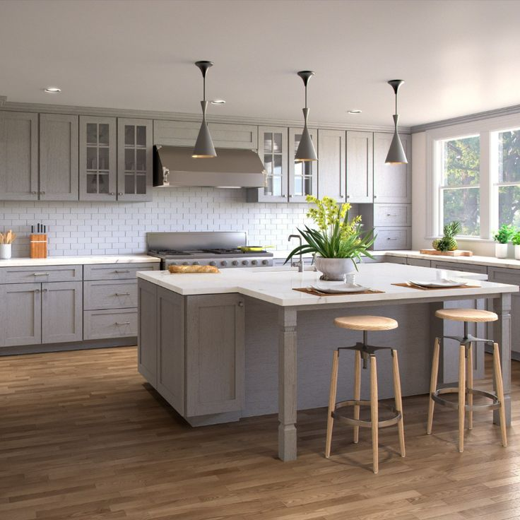 Forevermark Cabinets in 2020 | Kitchen cabinet styles ...