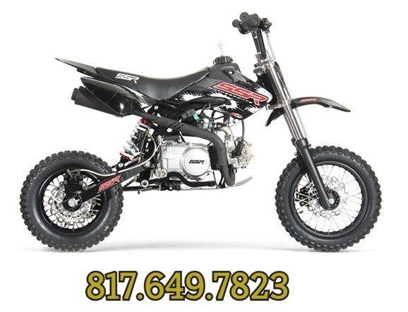 Buy Ssr Motorsports Sr110cc 107cc Pit Bike Pit Bike Bikes For