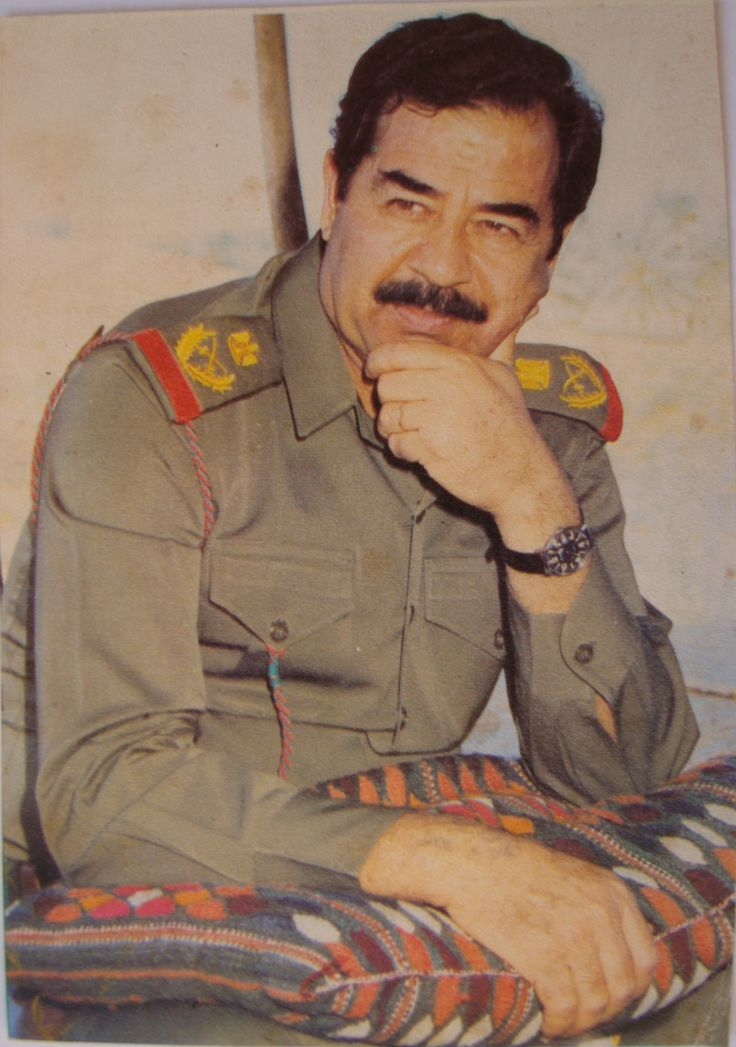 how to say saddam hussein