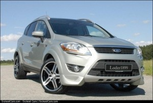 2009 Ford Kuga by Loder1899 The Fast Track - http://sickestcars.com/2013/05/31/2009-ford-kuga-by-loder1899-the-fast-track/