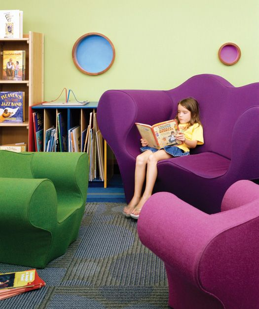 How To Design Library Space with Kids in Mind | Library by Design