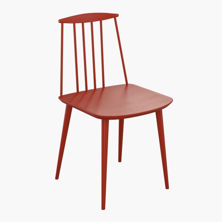 3D Haus J77 Dining Chair - 3D Model