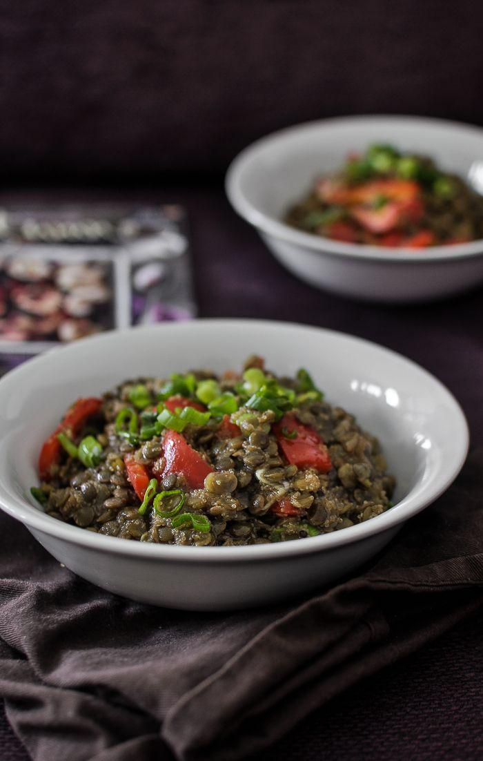 Pursuing a High Protein Vegetarian Diet – Healthy Lentils and Amaranth Stew @Dani I FoodrecipesHQ