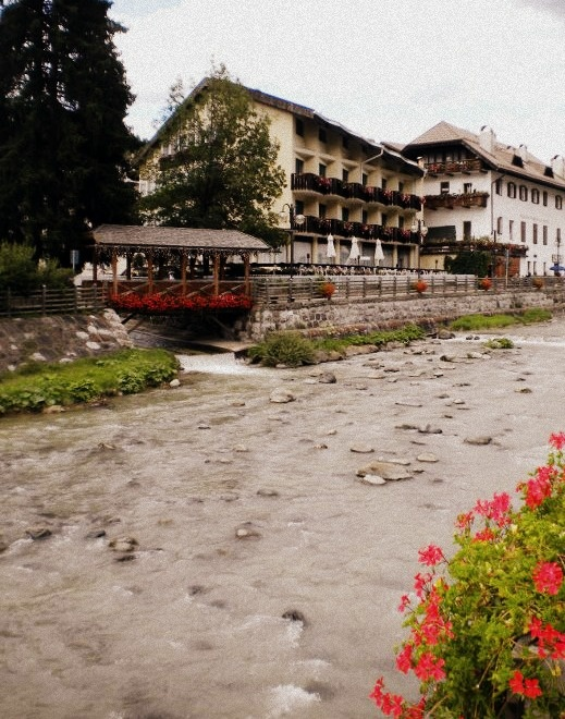 Trentino, Moena (Italia)