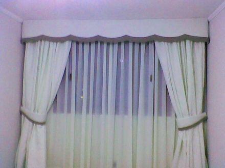 Paso a paso para hacer cortinas y cenefas - Imagui