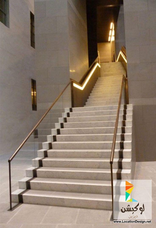 ديكورات سلالم رخام فخمة In 2019 Interior Staircase