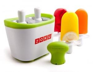 Zoku Quick Pop Maker: Stampi Per Ghiaccioli Fatti In Casa  http://www.regaliperbambini.org/casa/zoku-quick-pop-maker