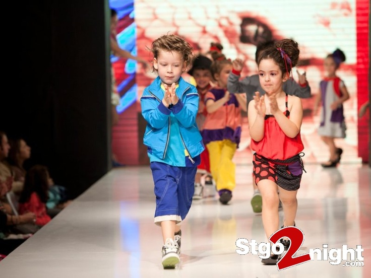 Chile Fashion Kids 2012